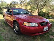2000 FORD Ford Mustang Convertible