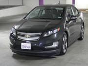 2014 CHEVROLET volt Chevrolet Volt Premium Trim Package Leather with H