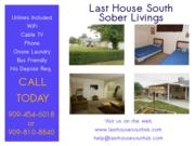 Last House South Sober Livings